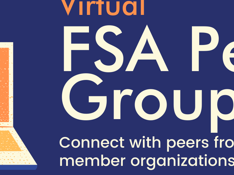 FSA Peer Groups